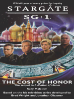 Stargate SG1-05 The Cost of Honor