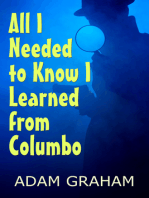 All I Needed to Know I Learned From Columbo