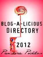Blog-A-Licious Directory 2012