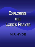 Exploring the Lord's Prayer
