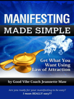 Manifesting Made Simple