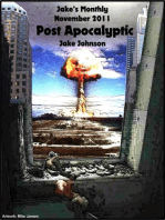 Jake's Monthly- Post Apocalyptic Anthology