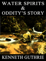 Water Spirits and Oddity's Story (Two Story Pack)