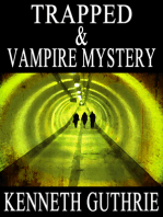 Trapped and Vampire Mystery (Two Story Pack)