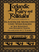 Icelandic Fairy and Folktales (revised 2017)