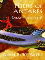 Fliers of Antares [Dray Prescot #8]