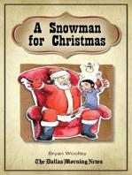 A Snowman for Christmas