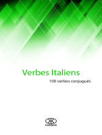 Verbes italiens (100 verbes conjugués)