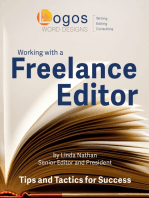 Working With a Freelance Editor