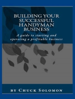 Building Your Successful Handyman Business