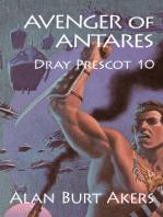 Avenger of Antares [Dray Prescot #10]
