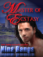 Master of Ecstasy (Mackenzie Vampires, Book 1)