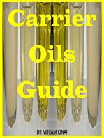 Carrier Oils Guide