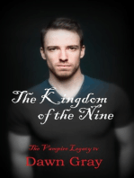 The Vampire Legacy IV; The Kingdom of the Nine