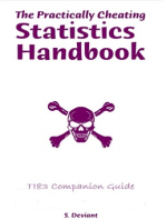 The Practically Cheating Statistics Handbook TI-83 Companion Guide