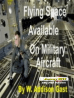 Flying Space Available on Military Aircraft