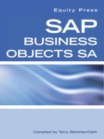 SAP Business Objects SA