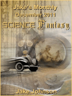 Jake's Monthly- Science Fantasy Anthology