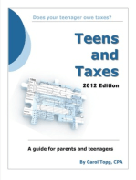 Teens and Taxes