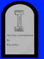 The One Commandment