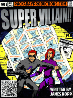 Super Villain!!