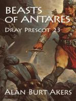 Beasts of Antares [Dray Prescot #23]