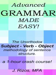 Advanced Grammar Made Easy