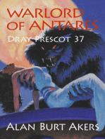Warlord of Antares [Dray Prescot #37]