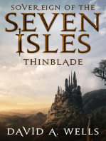 Thinblade (Sovereign of the Seven Isles