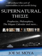 Supernatural Thesis
