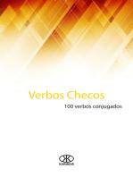 Verbos checos (100 verbos conjugados)