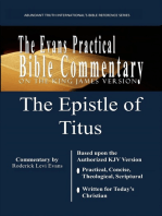The Epistle of Titus