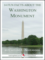 14 Fun Facts About the Washington Monument