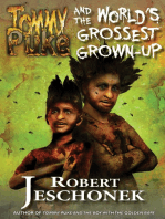 Tommy Puke and the World's Grossest Grown-Up