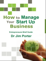 How to Manage Your Start up Business
