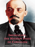 Imperialism, the Highest Stage of Capitalism: including full original text by Lenin