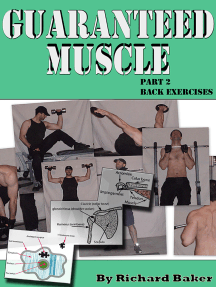 Guaranteed muscle part 2: Back exercises