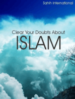 Clear Your Doubts About Islam