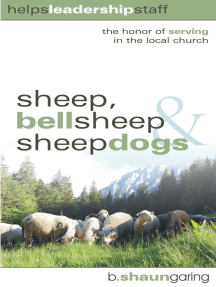 Sheep, Bell Sheep, Sheep Dogs