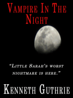 Vampire In The Night (A Horror Story)