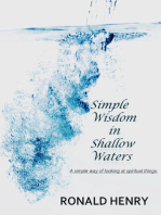Simple Wisdom in Shallow Waters