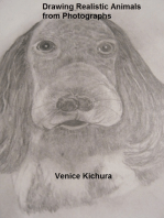 Drawing Realistic Animals from Photographs
