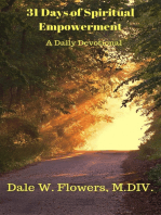 31 Days of Spiritual Empowerment