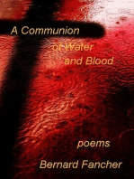 A Communion of Water and Blood