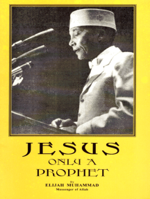 Jesus: Only A Prophet