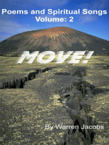 Poems and Spiritual Songs Volume 2: MOVE!