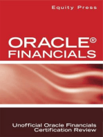Oracle® Financials Interview Questions