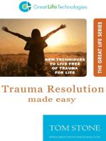 Trauma Resolution Made Easy