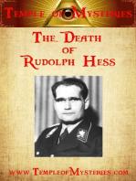 The Death of Rudolf Hess