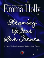 Steaming Up Your Love Scenes